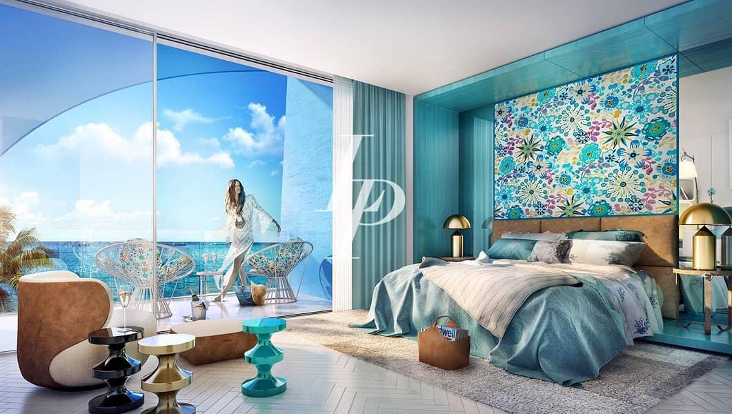 Studio Unit | Cote D' Azur |  Five-star Resort Services and Facilities