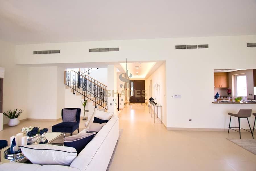 Perfect For GCC 4BR Villa w/ Post Handover Plan