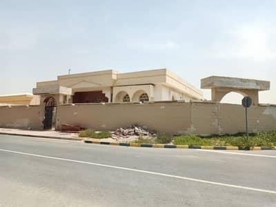 4 Bedroom Villa for Sale in Al Hamidiyah, Ajman - Villa for sale residential commercial area of Hamidiya 1000 feet