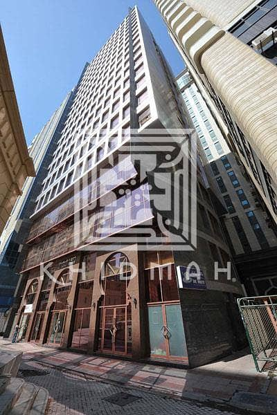 Affordable Office Space in Al Jahily Tower - Luxury for less!