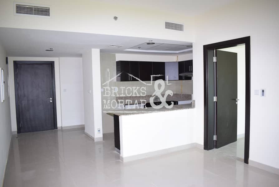 2 Apartment with one bedroom is for rent at Dubai sports city with well maintained and good view.   Rent can be discussed