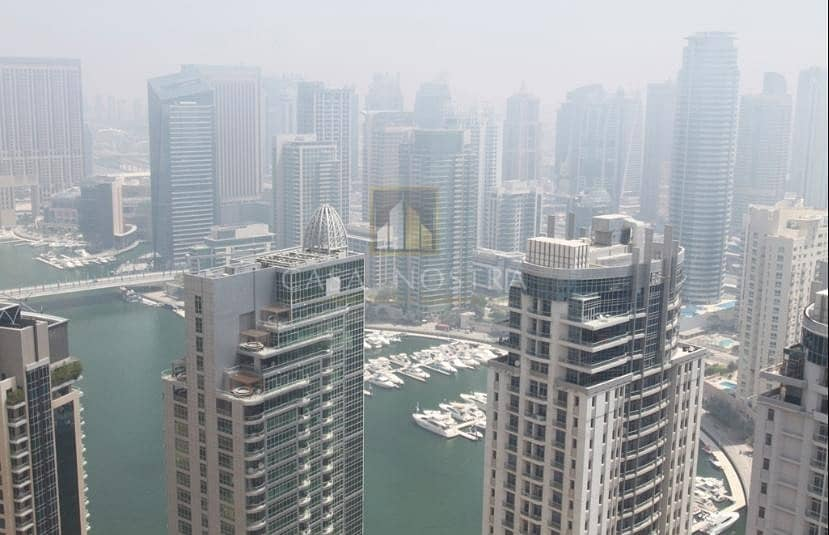 Marina View Higher floor Fully Furnished 2 Bedroom