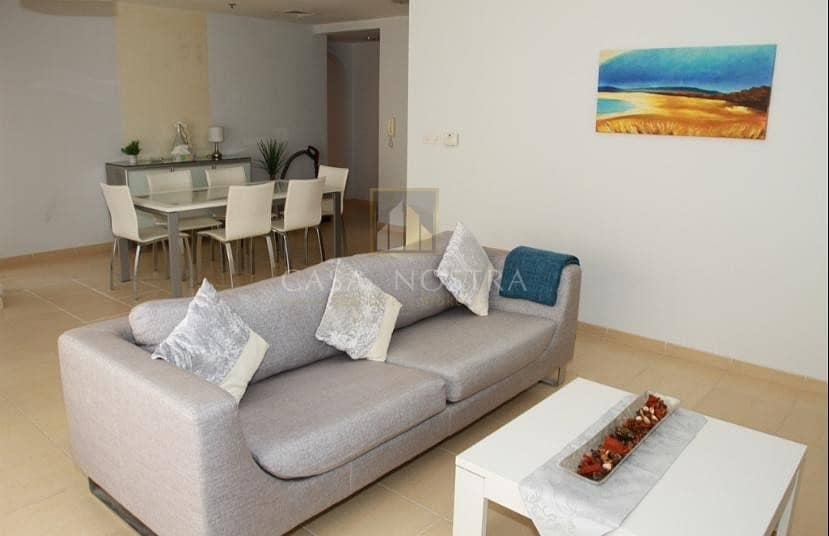 2 Marina View Higher floor Fully Furnished 2 Bedroom