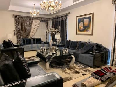 فیلا 5 غرف نوم للايجار في مدن، دبي - Modern Style Type A|5BR Independent Villa