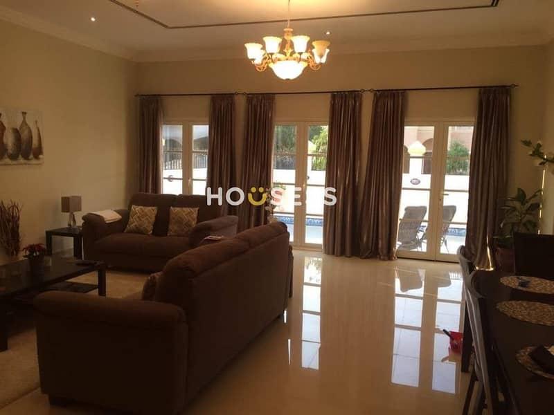 2 Luxury 5 BR Custom Villa - Private Pool - Vacant