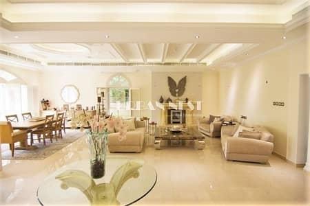 6 Bedroom Villa for Sale in The Villa, Dubai - Stunning Custom Built 6BD+ Pool+Garden+M