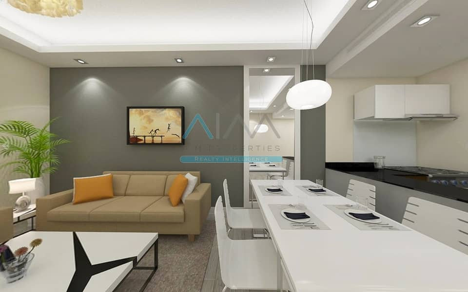 2 Great DEAL_BEST buying_Huge 2BR on CANAL with 9% Guaranteed return for 5 years