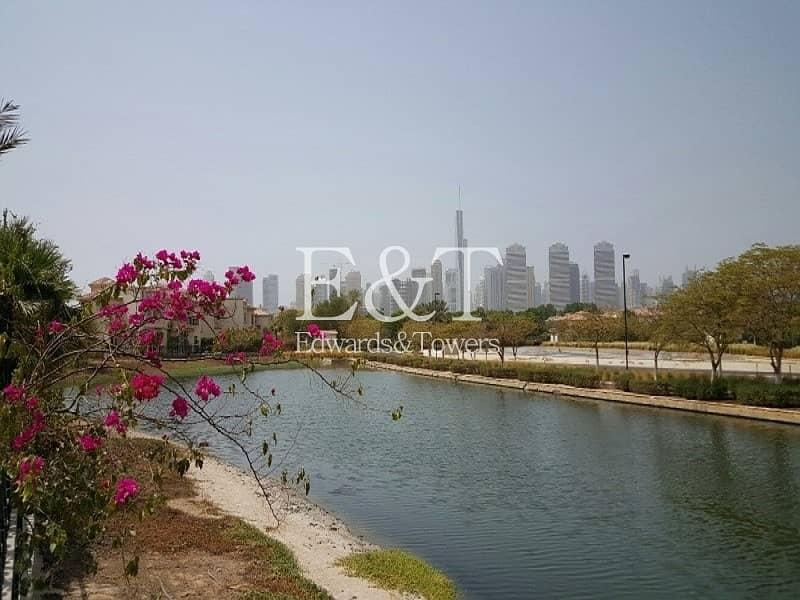 10 Lake and Skyline View | 4BR + Maids | JI