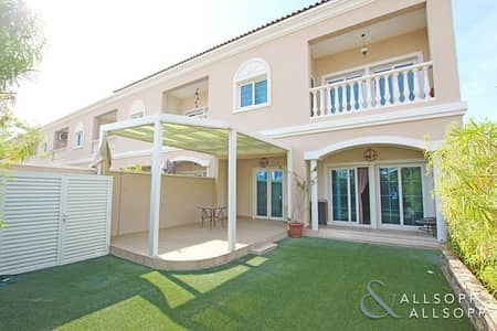 تاون هاوس 3 غرف نوم للبيع في قرية جميرا الدائرية، دبي - Converted 3 Bedroom | Vacant on Transfer