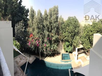 6 Bedroom Villa for Rent in Al Barari, Dubai - Stunning 6 BR Villa | Jasmine Leaf | Type B2 |