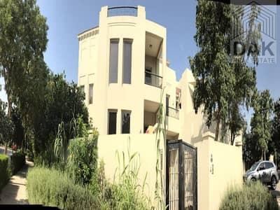 6 Bedroom Villa for Sale in Al Barari, Dubai - Splendid Luxurious Six Bedrooms Villa in Jasmine Leaf