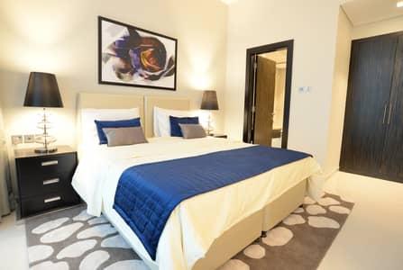 شقة فندقية 1 غرفة نوم للايجار في داماك هيلز (أكويا من داماك)، دبي - luxury 1 bedroom  for rent