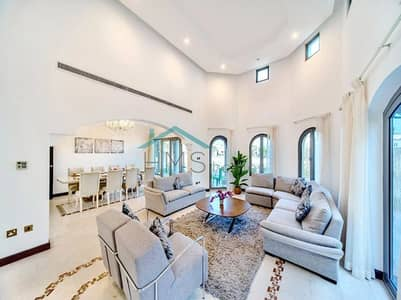 4 Bedroom Villa for Rent in Palm Jumeirah, Dubai - Fully Furnished - High Spec - Frond K - 4 bed