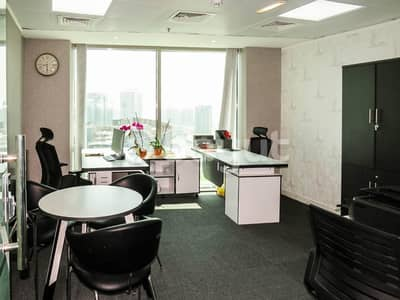 No commission! All inclusive Executive furnished offices with spectacular views