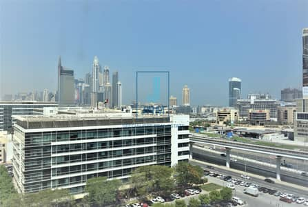 Office for Sale in The Greens, Dubai - Stunning view from High Floor in the Newest Onyx 2