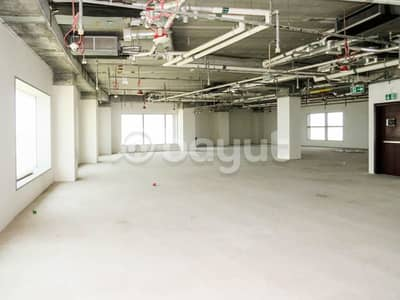 Office for Rent in Sheikh Zayed Road, Dubai - NO COMMISSION!!! Full Floor. Commercial Premium Space @ 47th Floor
