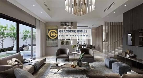 فیلا 2 غرفة نوم للبيع في مدينة محمد بن راشد، دبي - No Commission | Monhtly 1% only | 50% handover