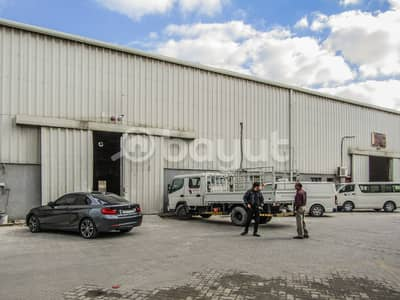 Warehouse for Rent in Al Quoz, Dubai - WAREHOUSES @DHS. 149K Rent P. A | 4,060 sq ft. (NEGOTIABLE)