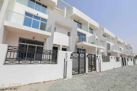 فیلا 3 غرفة نوم للبيع في قرية جميرا الدائرية، دبي - Beautiful Stunning Townhouse | Elegant Style | Premium Design | Book it Today