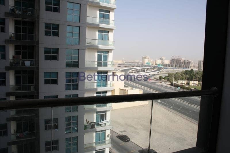 1 Bed with Balcony | DEC Tower | Dubai Marina