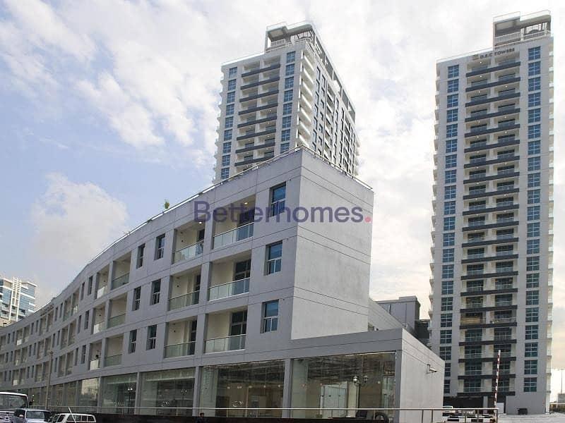 11 1 Bed with Balcony | DEC Tower | Dubai Marina