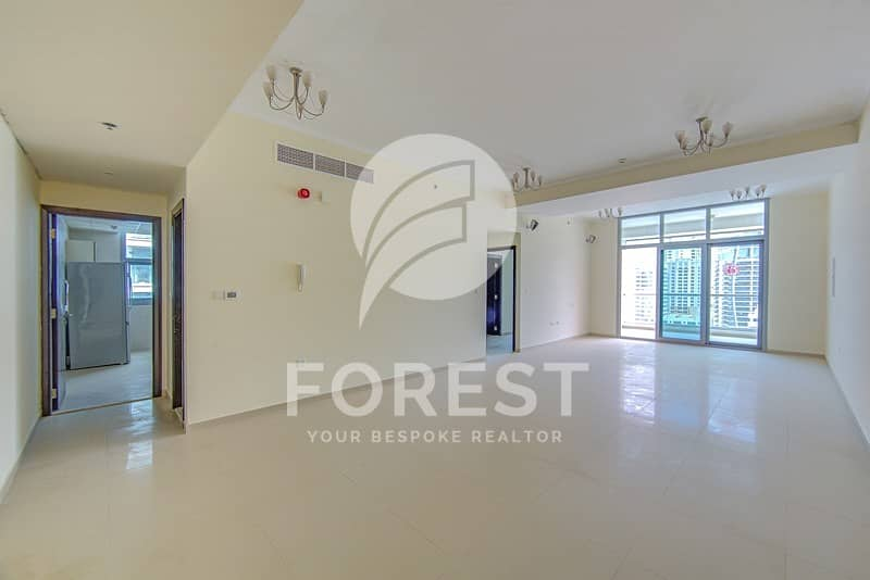 2 Vacant 2 Bedroom with Marina View | Largest Size