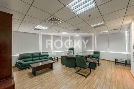 Fitted Office in Mazaya Business Avenue