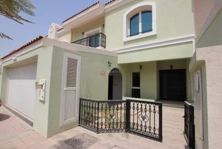 4 Bedroom Townhouse for Rent in Green Community, Dubai - 4 bed plus maids|Type B1|Near Expo 2020 |GC Phase 3