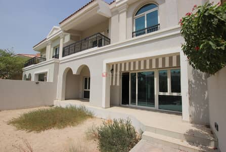 4 Bedroom Townhouse for Rent in Green Community, Dubai - 4 bed plus maids|Type C1|Green Community West |Phase 3