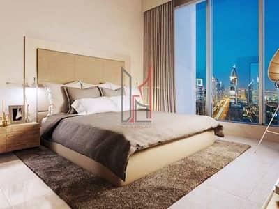 شقة 1 غرفة نوم للبيع في وسط مدينة دبي، دبي - High Floor  Handover Soon  Good Investment