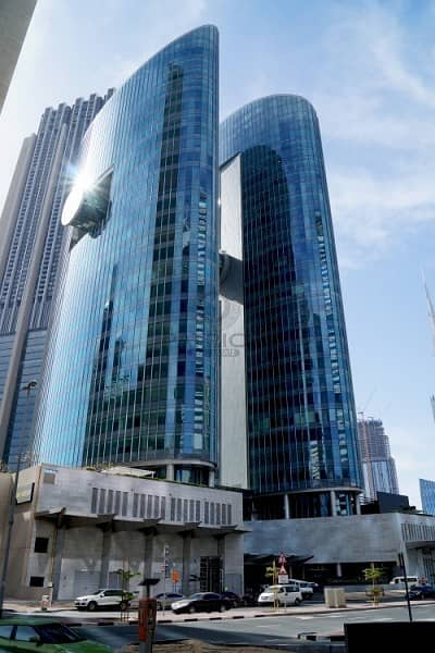 In Mid High Floor Big Size Office with Attractive Price