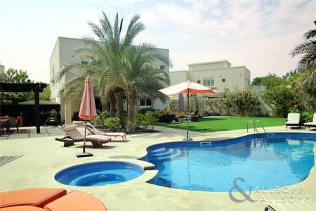 فیلا 4 غرفة نوم للبيع في السهول، دبي - Exclusive 4BR   Private Pool   13567 Plot