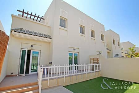 3 Bedroom Townhouse for Rent in Al Furjan, Dubai - 3 Bed | Type A | Unfurnished | Landscaped
