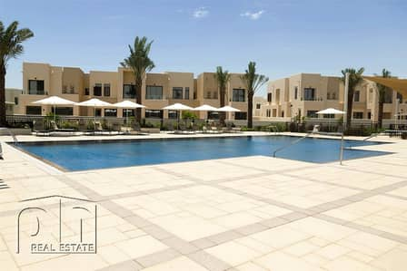 فیلا 4 غرفة نوم للبيع في ريم، دبي - Type F priced to sell short walk to the pool