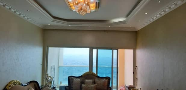 3 Bedroom Flat for Sale in Al Sawan, Ajman - 3 BED FULL SEA VIEW EXCELENT