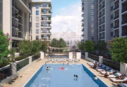 شقة 3 غرفة نوم للبيع في تاون سكوير، دبي - 100% DLD Fee Waiver and 20/80 Post-Handover
