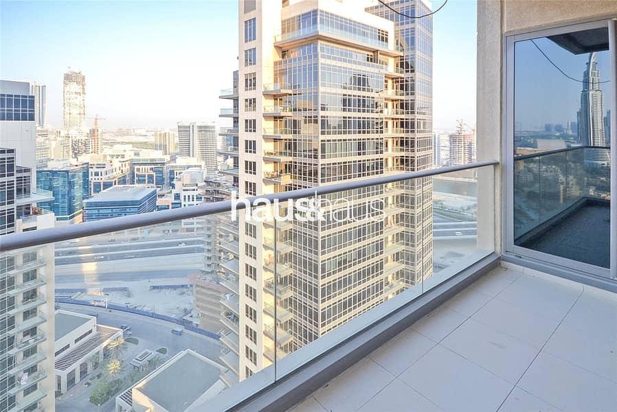 10 High Floor | Panoramic Views | Park Views