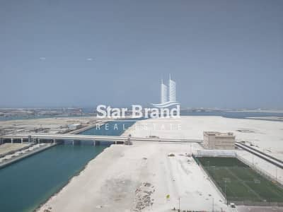 1 Bedroom Flat for Rent in Al Reem Island, Abu Dhabi - STUNNING 1 BEDROOM IN LEAF TOWER