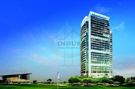 Hotel Apartment for Sale in DAMAC Hills (Akoya by DAMAC), Dubai - 10% Guarantee Return in 3 Yrs | Radisson Hotel