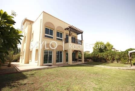 فیلا 2 غرفة نوم للايجار في مثلث قرية الجميرا (JVT)، دبي - Corner plot | Vacant now |Good condition