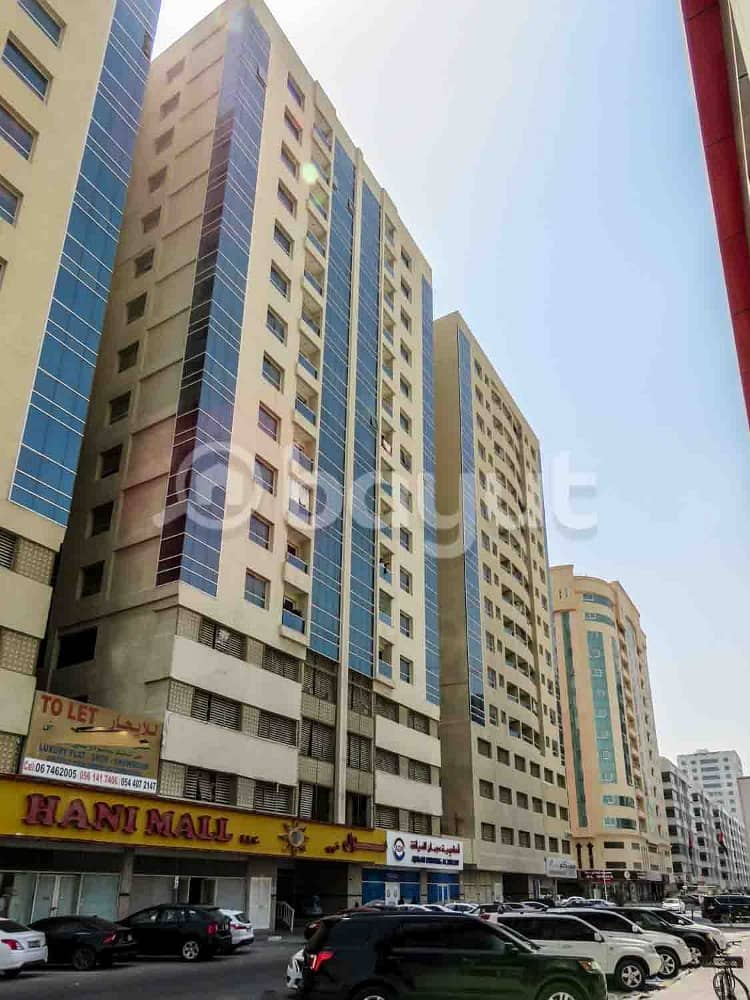 1bhk available for rent in Garden City Towers