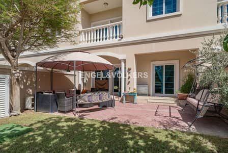 تاون هاوس 3 غرفة نوم للبيع في قرية جميرا الدائرية، دبي - Full Park View   Unfurnished   Rare Find
