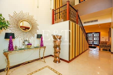 5 Bedroom Villa for Sale in Palm Jumeirah, Dubai - EXCLUSIVE! Immaculate 5 Bedroom Atrium Entry | PJ