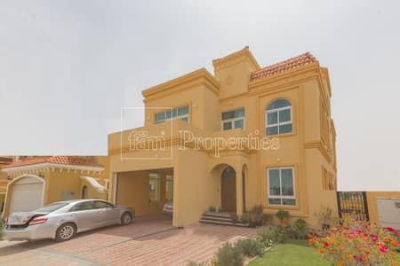 4 Bedroom Villa for Rent in The Villa, Dubai - Custom Villa with Basement Facing Park