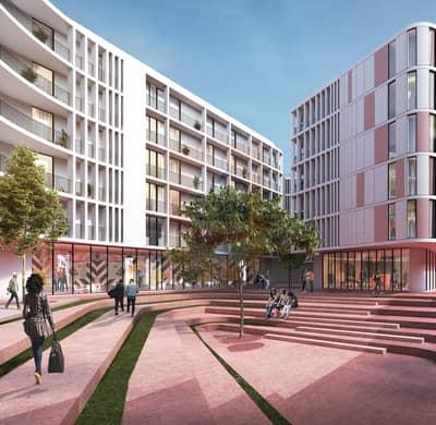 شقة 1 غرفة نوم للبيع في الجادة، الشارقة - 10 yrs guaranteed 10% return* | Furnished Student Accomodation