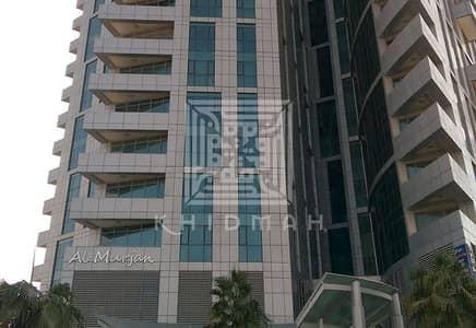 Studio for Rent in Danet Abu Dhabi, Abu Dhabi - No Leasing Commission! Studio Apartment in Al Murjan Tower
