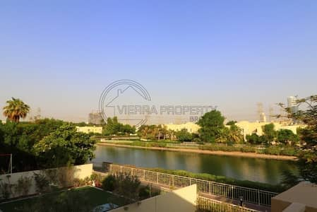 3 Bedroom Villa for Rent in The Springs, Dubai - Type 1E 3BR + Maid with Pvt. Garden and Lake View