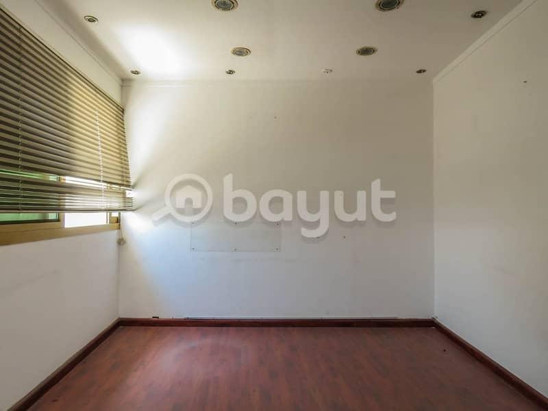 مکتب في شارع خالد بن الوليد بر دبي 47000 درهم - 4266503