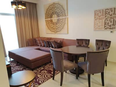 2 Bedroom Apartment for Sale in Jumeirah Village Circle (JVC), Dubai - Living Room