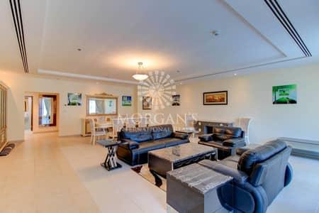بنتهاوس 4 غرفة نوم للايجار في دبي مارينا، دبي - Astonishing Sea View | Furnished 4BR Penthouse